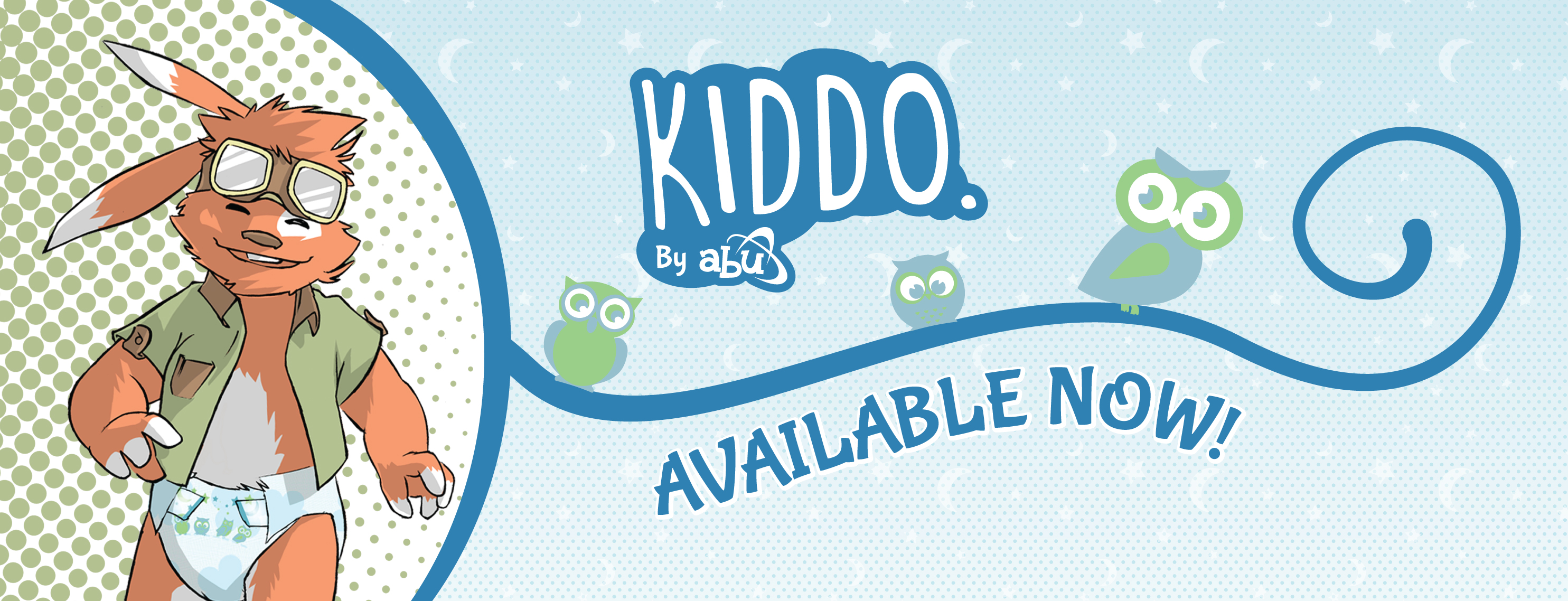 New Kiddo By ABU Diapers