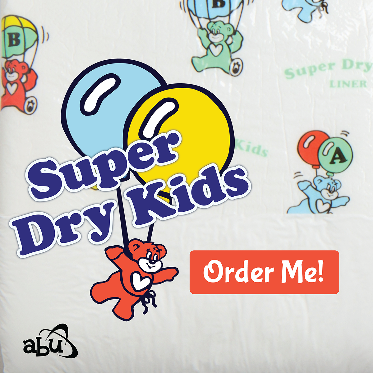 ABU Super Dry Kids Diapers