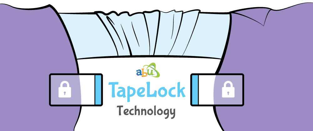 ABU Tape Lock Tecknology